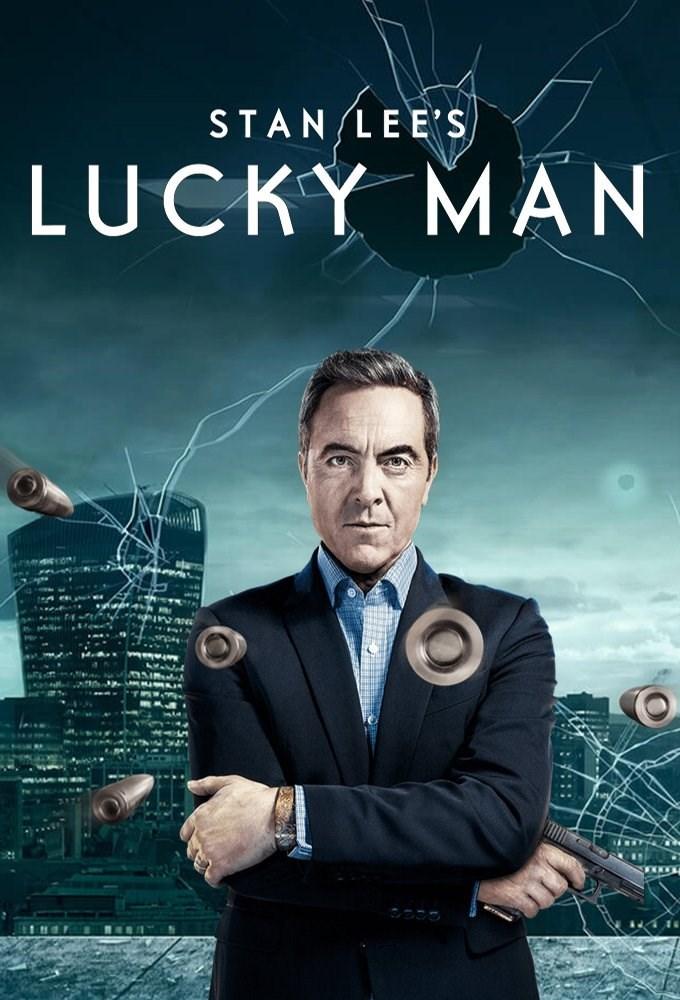 دانلود سریال Stan Lees Lucky Man