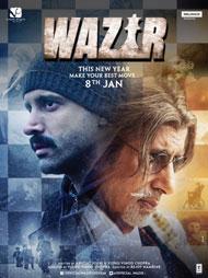 دانلود فیلم Wazir 2016