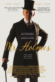 دانلود فیلم Mr Holmes 2015