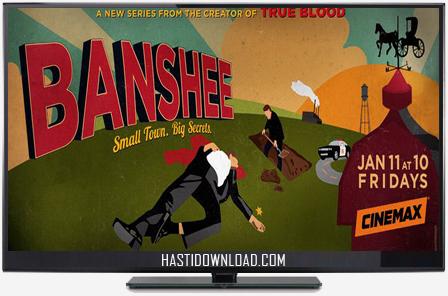 دانلود قسمت 1 فصل چهارم سریال Banshee