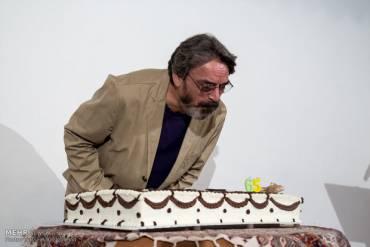 هنرمندان برای تولد «حسین علیزاده» دور هم جمع شدند
