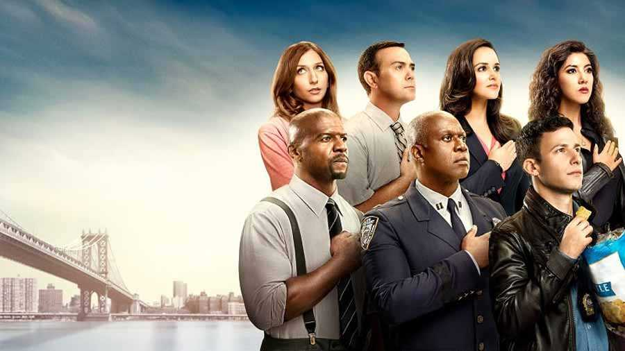 سریال Brooklyn Nine-Nine (بروکلین نه-نه)