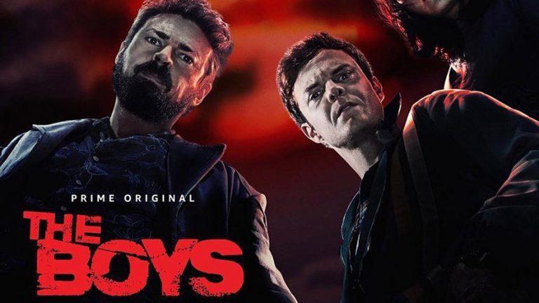 The Boys – پسران