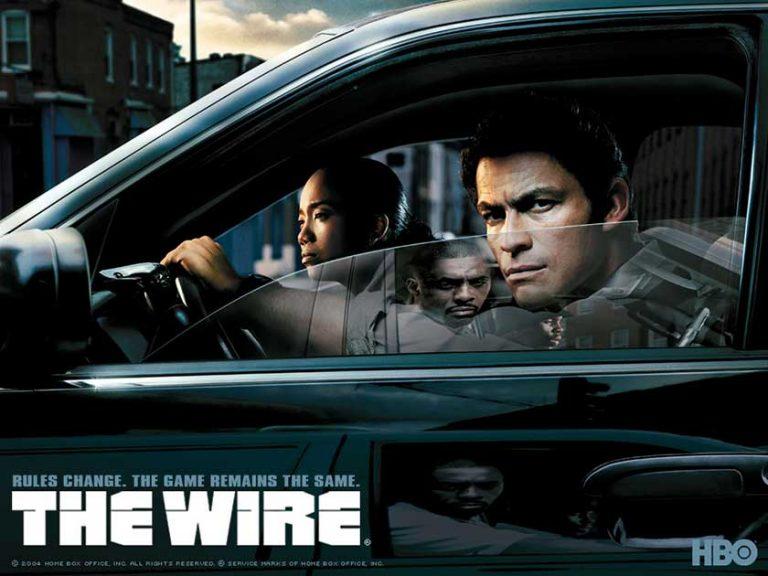 The Wire – شنود