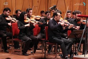 ارکستر تمام عیار کردی در جشنواره نواخت!