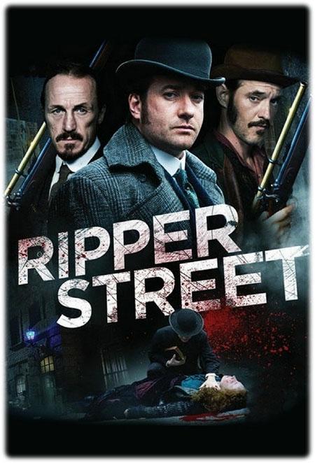 دانلود سریال Ripper Street