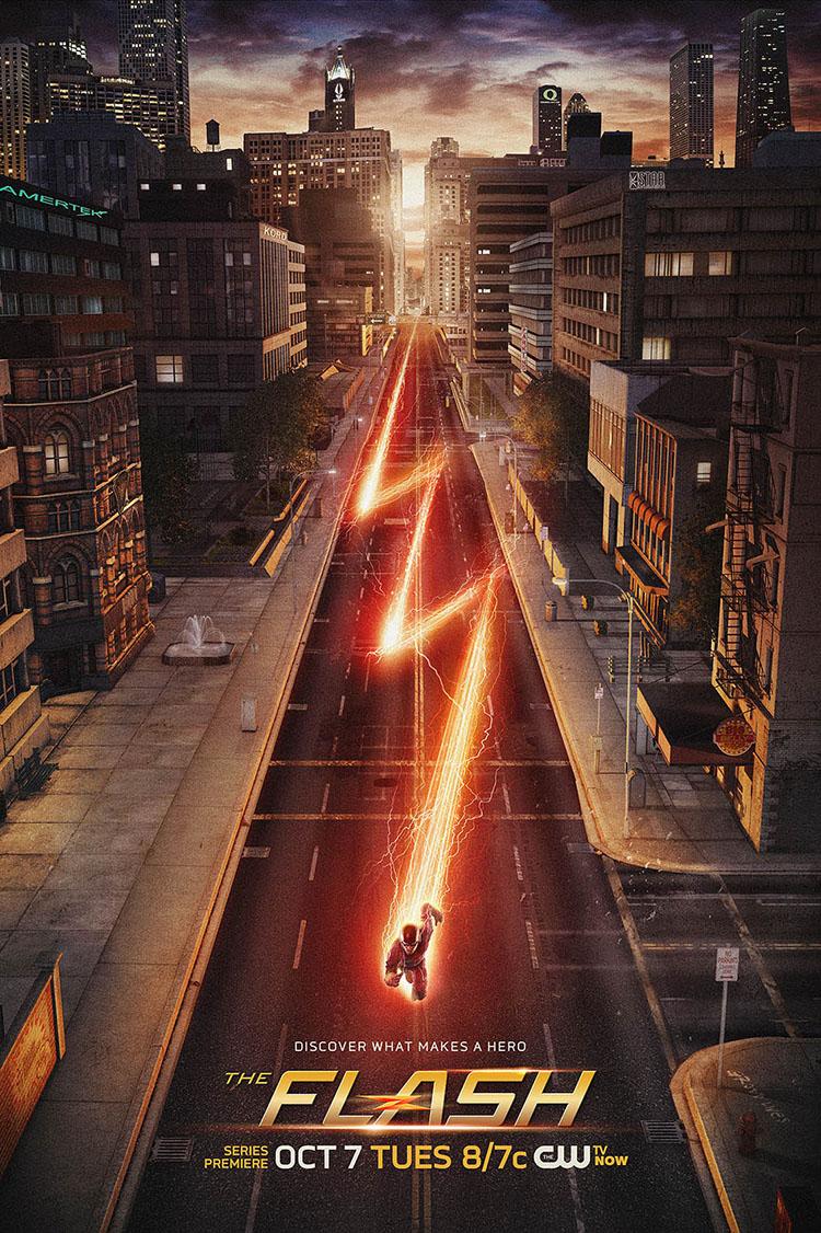 دانلود  The Flash Season 1 2014                    @