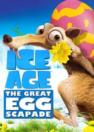 دانلود فیلم Ice Age The Great Egg-Scapade 2016