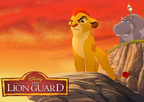 دانلود سریال The Lion Guard