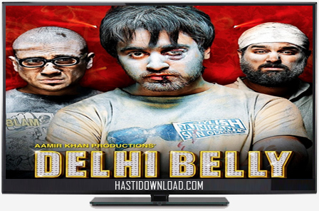دانلود فیلم Delhi Belly 2011