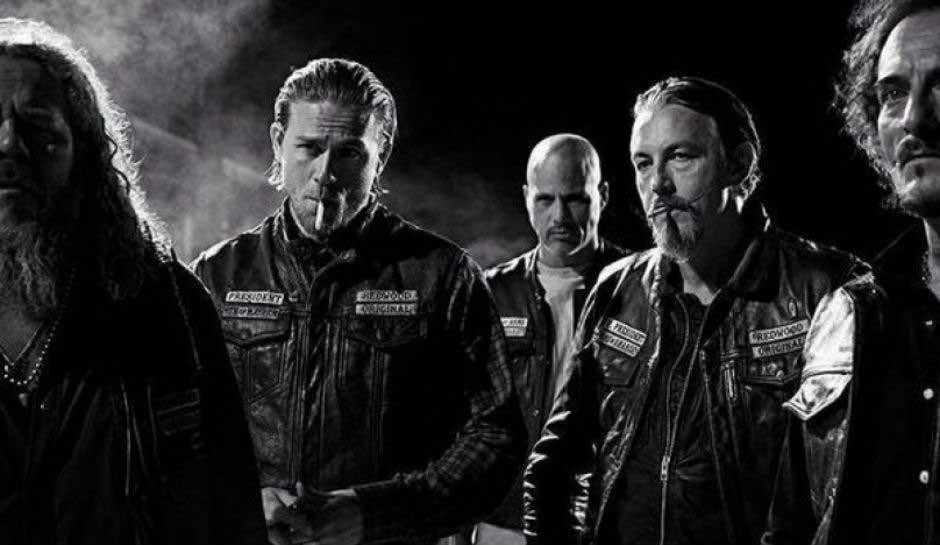Sons of Anarchy – فرزندان هرج و مرج